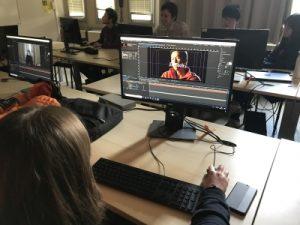 Atelier Clip vidéo